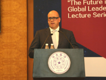 """The Future is Here"" Lecture Series-Global Financial Crisis 10 Years On: The Goldman Experience"